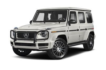 2020 Mercedes-Benz G-Class 2.9 350 d Sport