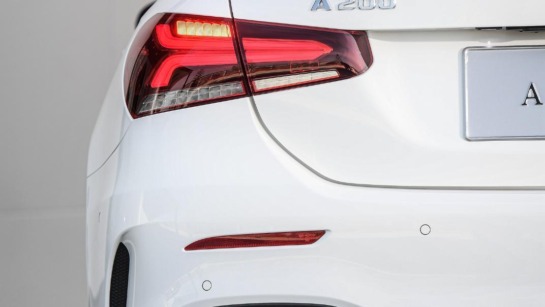 2021 Mercedes-Benz A-Class A 200 AMG Dynamic Exterior 020