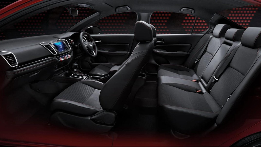 Honda City 2020 Interior 003