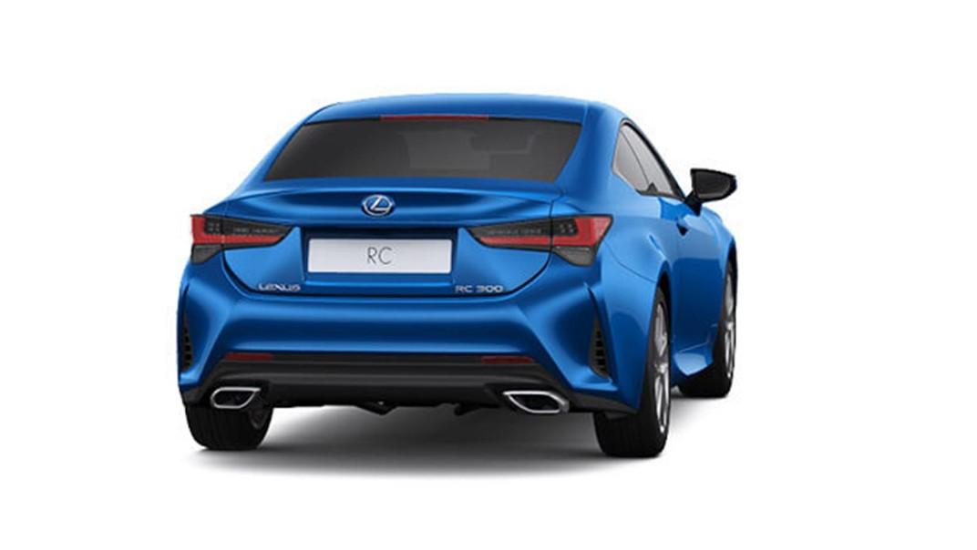 Lexus RC 2020 Exterior 021