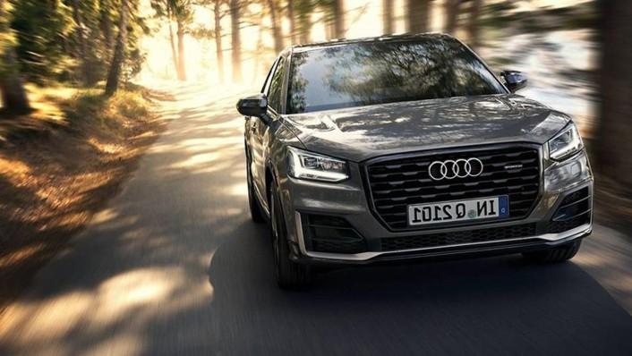 Audi Q2 2020 Exterior 002