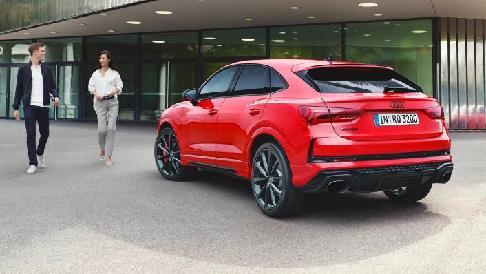 2021 Audi RS Q3 Sportback quattro Exterior 008