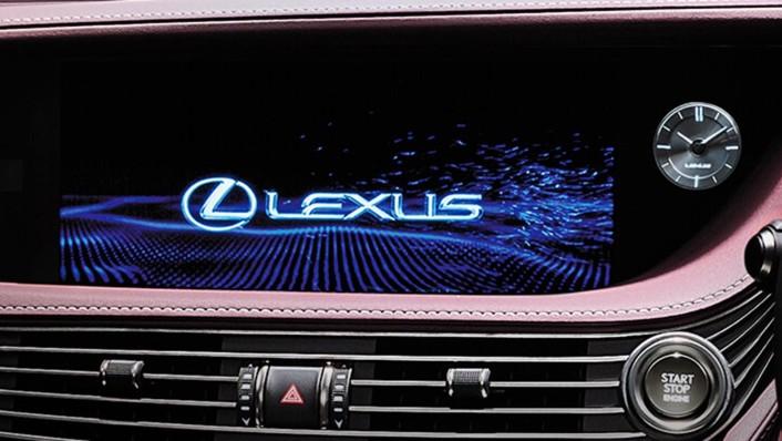 Lexus LS 2020 Interior 006