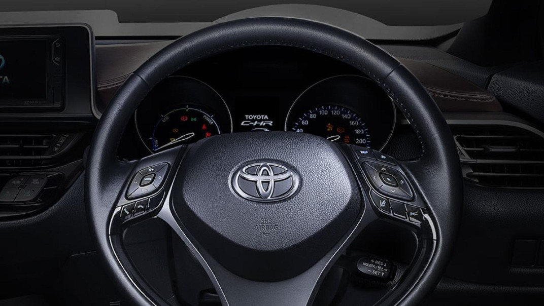 Toyota C-HR 2020 Interior 004