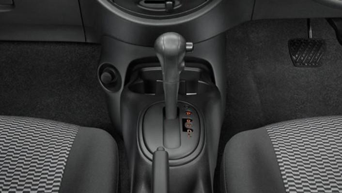 Nissan March Public 2020 Interior 007