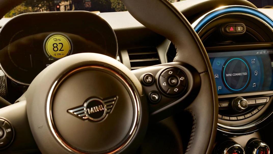 Mini Cooper-Se 2020 Interior 003