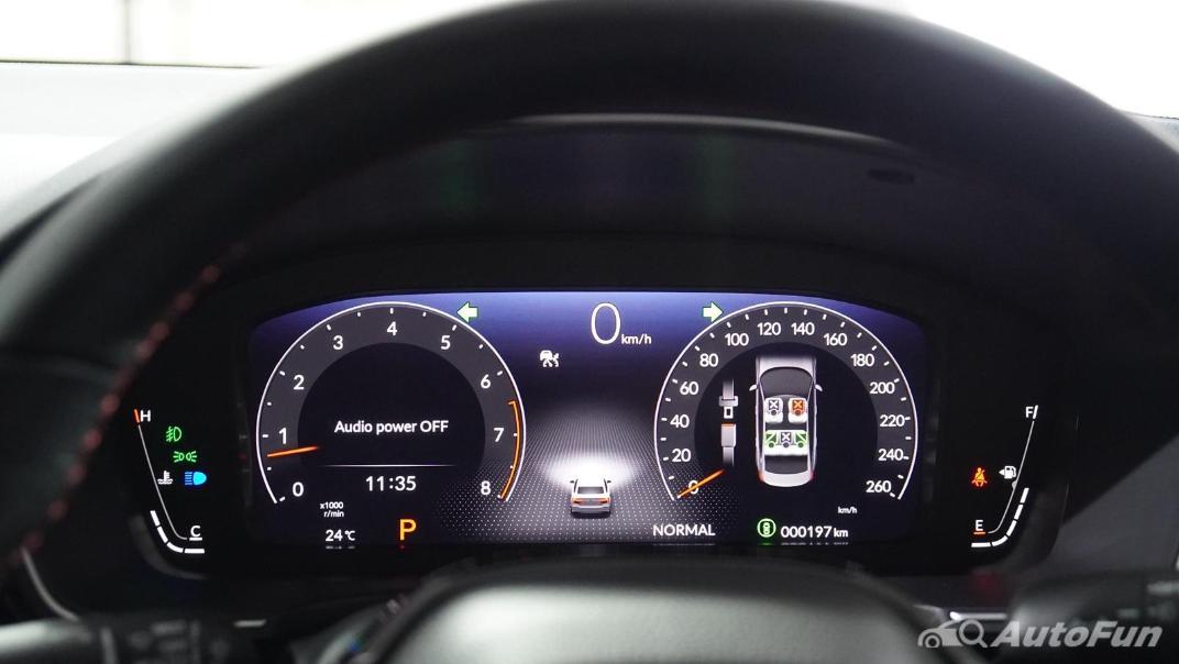 2022 Honda Civic RS Interior 103