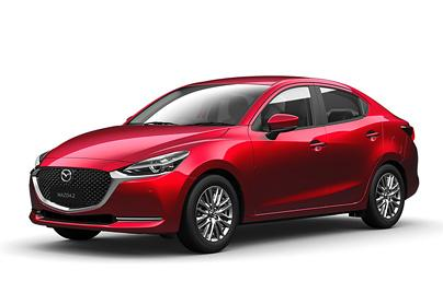2020 Mazda 2 Sedan 1.5 XD