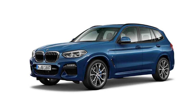 ชมข้อเด่นและข้อด้อย 2019 BMW X3 ขุมพลังปลั๊กอินไฮบริดค่าตัวดึงดูดใจ 02