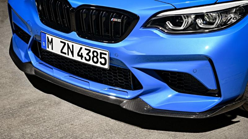BMW M2 CS เปิดความแรงใหม่จากบ้าน M ที่ราคา 6.99 ล้านบาท 02