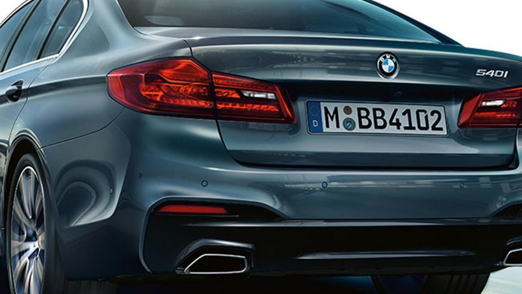 BMW 5-Series-Sedan 2020 Exterior 007