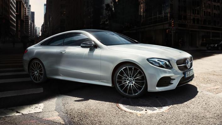 Mercedes-Benz E-Class Coupe 2020 Exterior 001