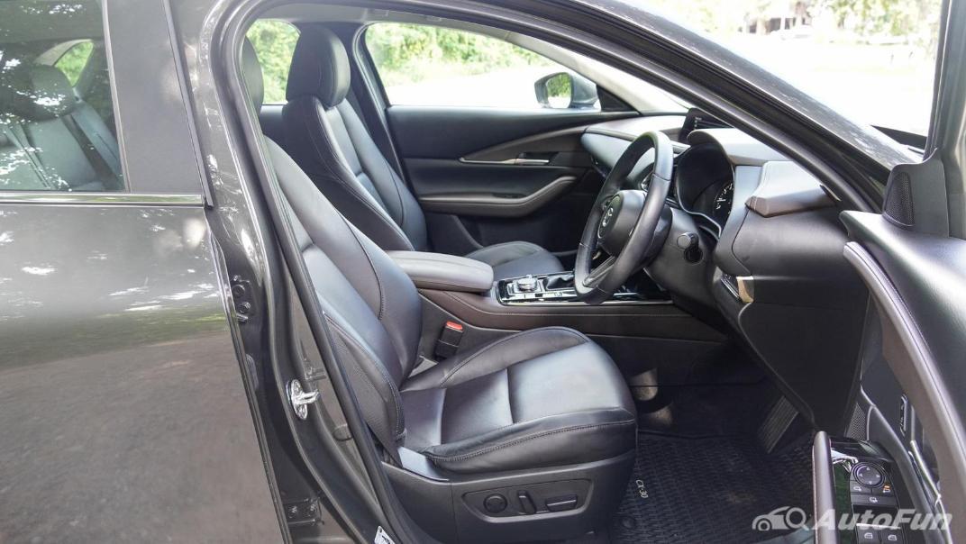 2020 Mazda CX-30 2.0 C Interior 046