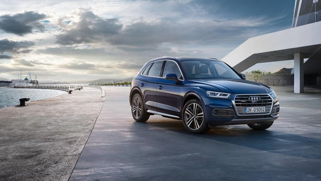 Audi Q5 2020 Exterior 016