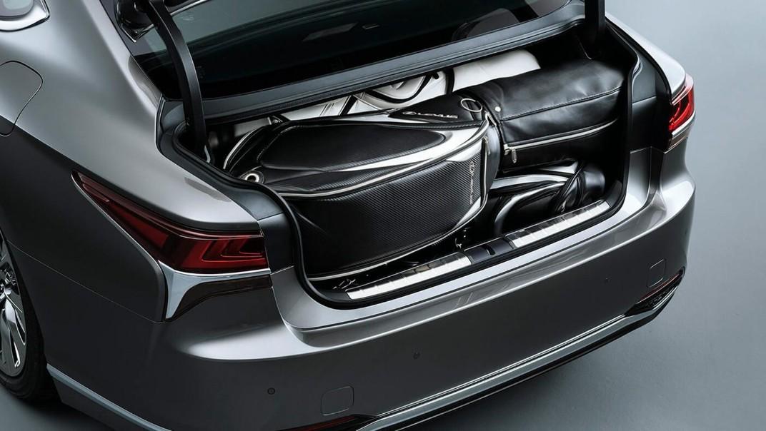 Lexus LS 2020 Interior 019