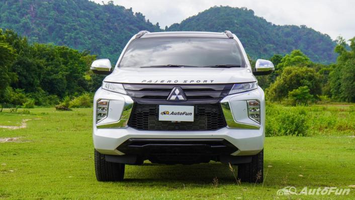 2020 Mitsubishi Pajero Sport 2.4D GT Premium 4WD Elite Edition Exterior 002