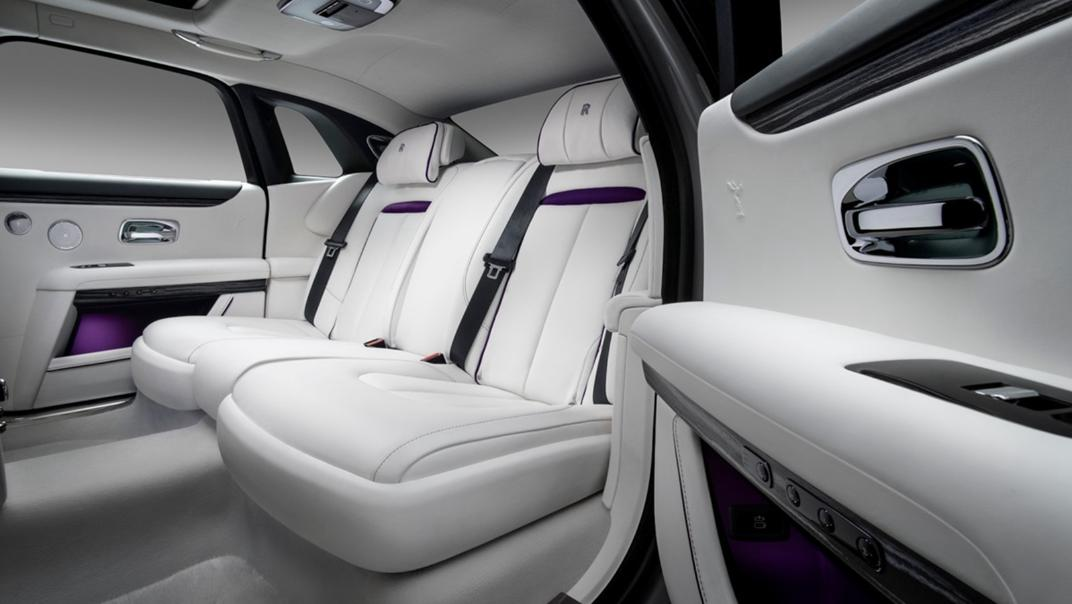 2021 Rolls-Royce Ghost Extended Interior 006