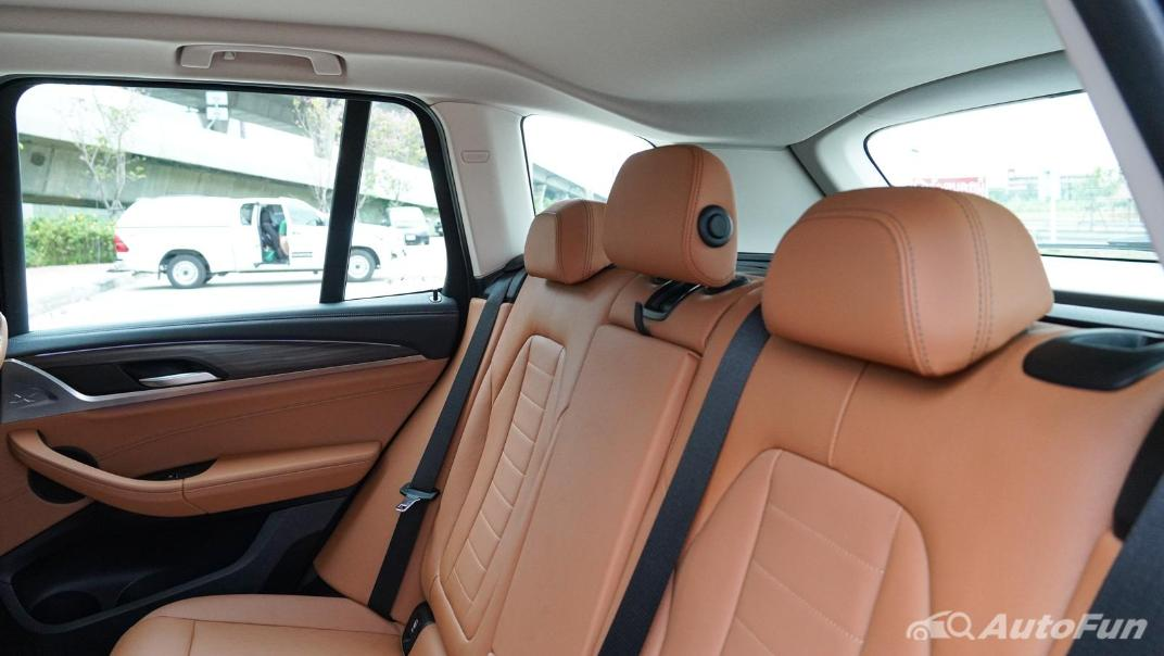 2020 2.0 BMW X3 xDrive20d M Sport Interior 058