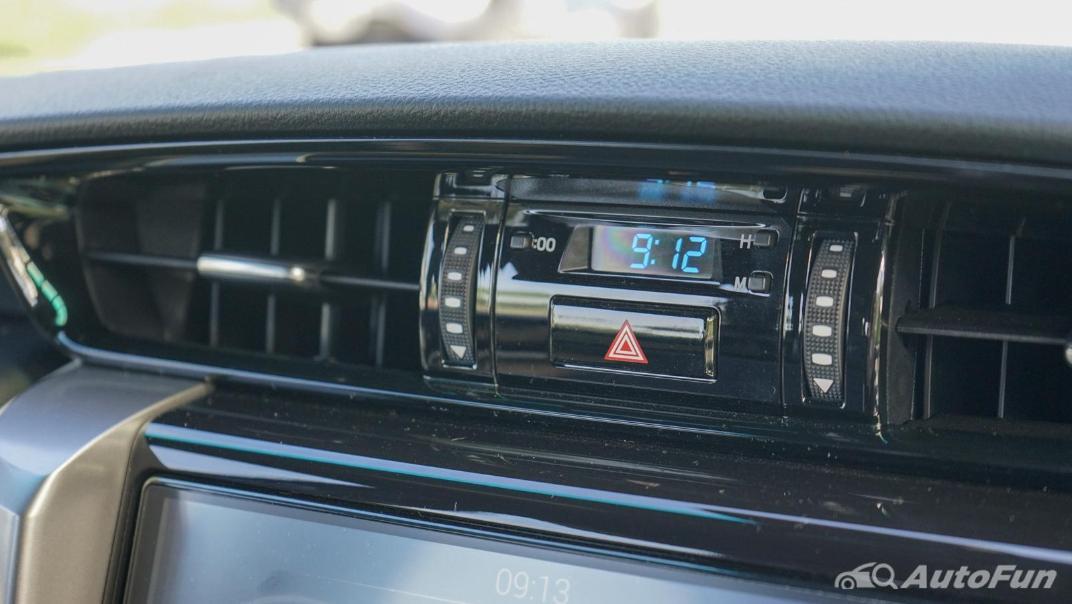 2020 Toyota Fortuner 2.8 Legender 4WD Interior 021