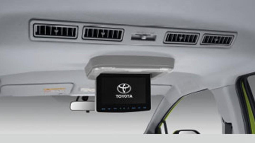 Toyota Sienta 2020 Interior 015