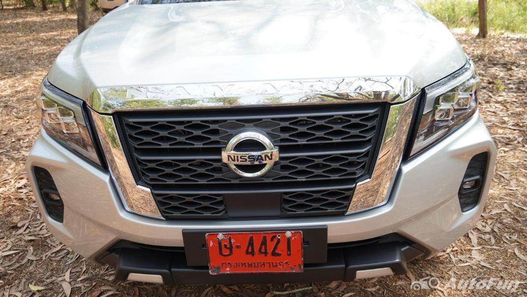 2021 Nissan Navara Double Cab 2.3 4WD VL 7AT Exterior 023