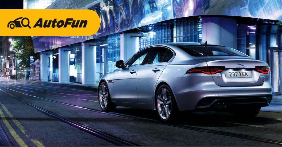 Review: Jaguar XE รถสปอร์ตสไตล์คนรุ่นใหม่ 01
