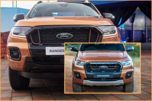 2021 Ford Ranger รวม 10 ความแตกต่างจากรุ่นเดิม ใครซื้อก่อนมีเคือง