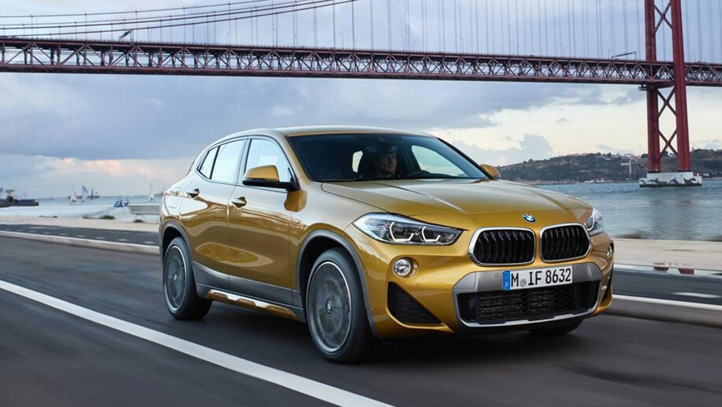 BMW X2 2020 Exterior 002