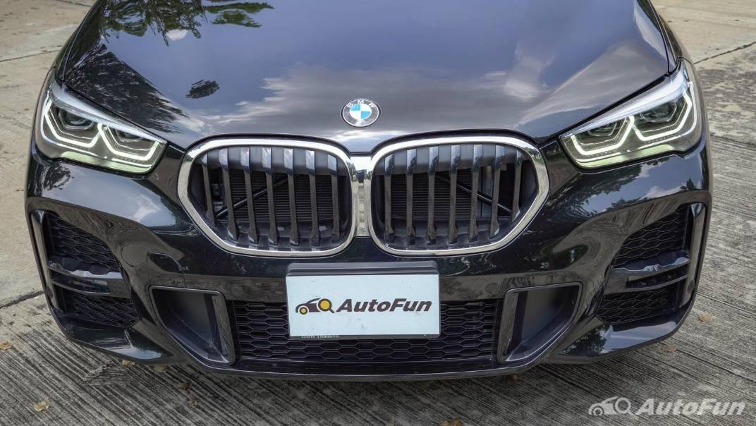 2021 BMW X1 2.0 sDrive20d M Sport Exterior 008