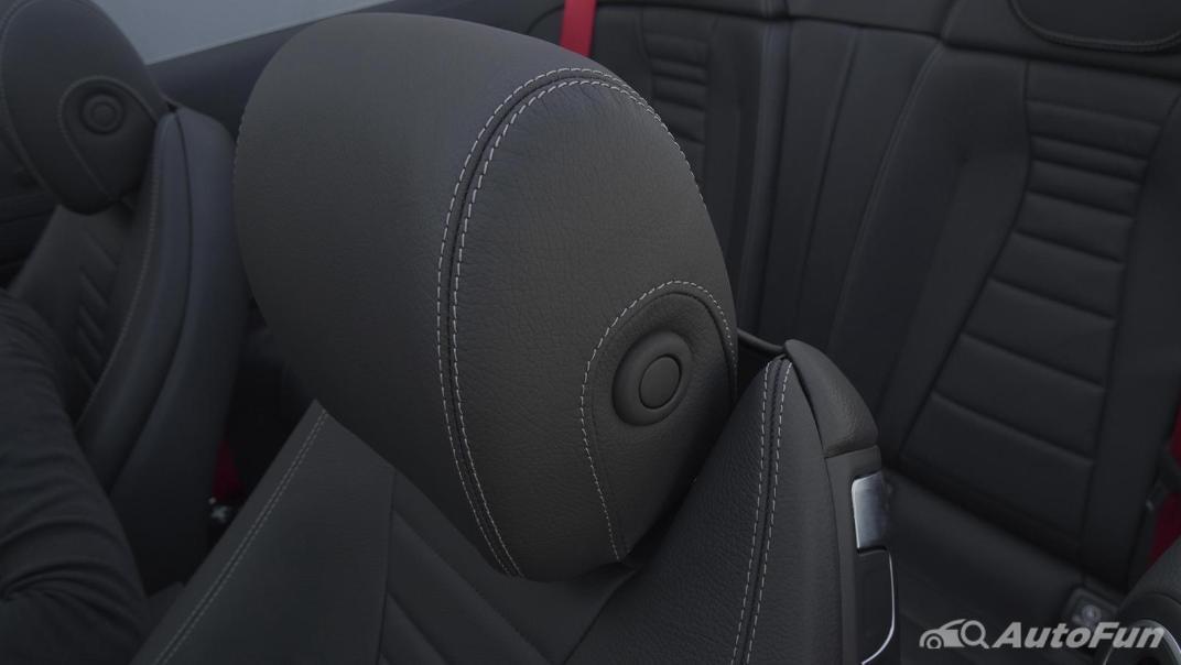 2021 Mercedes-Benz E-Class Cabriolet E 200 AMG Dynamic Interior 038