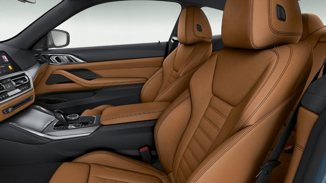 2020 2.0 BMW 4 Series Coupe 430i M Sport Interior 004