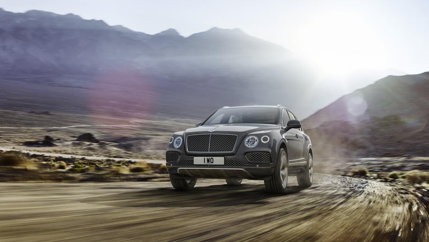 Bentley Bentayga 2020 Exterior 005