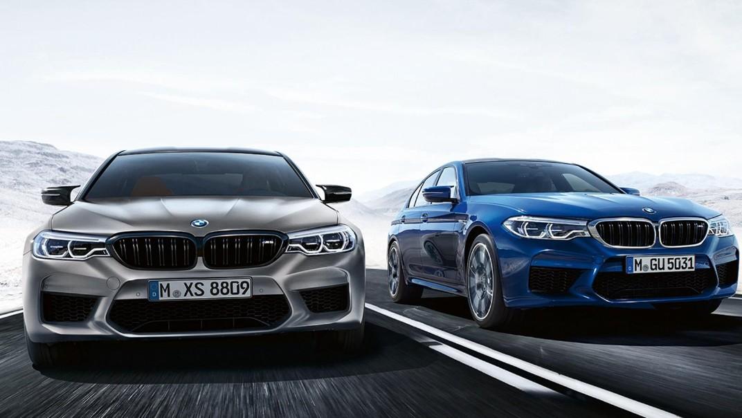 BMW M5-Sedan Public 2020 Exterior 012