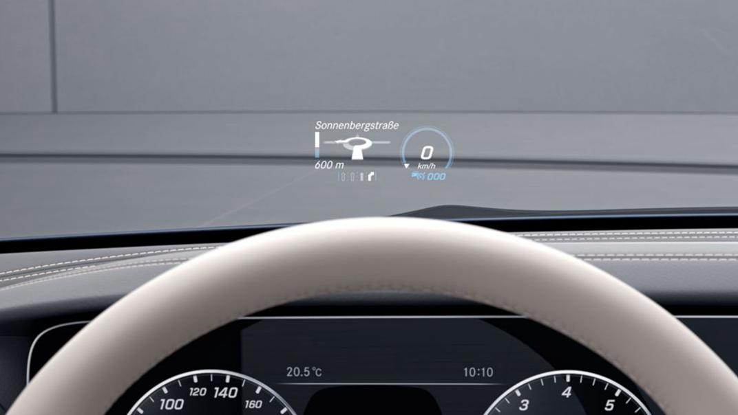 Mercedes-Benz CLS-Class Coupe Public 2020 Interior 002