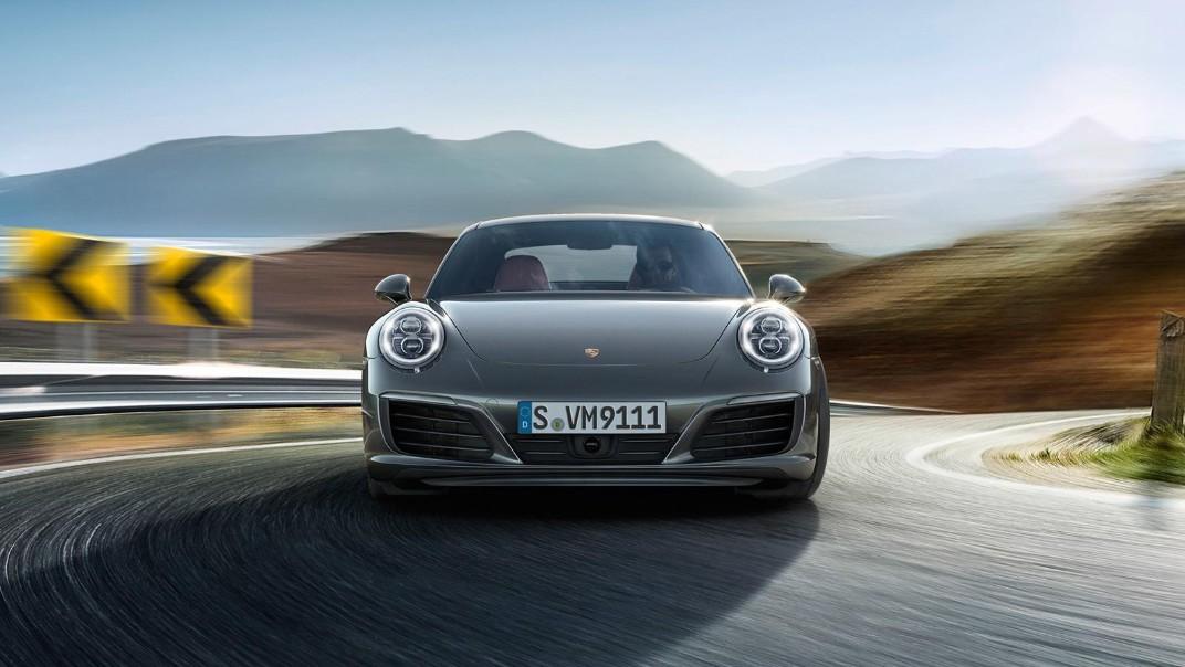 Porsche 911 2020 Exterior 012
