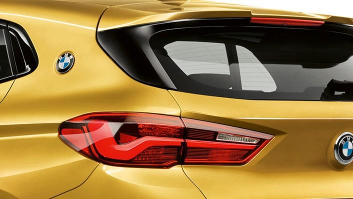 BMW X2 2020 Exterior 008