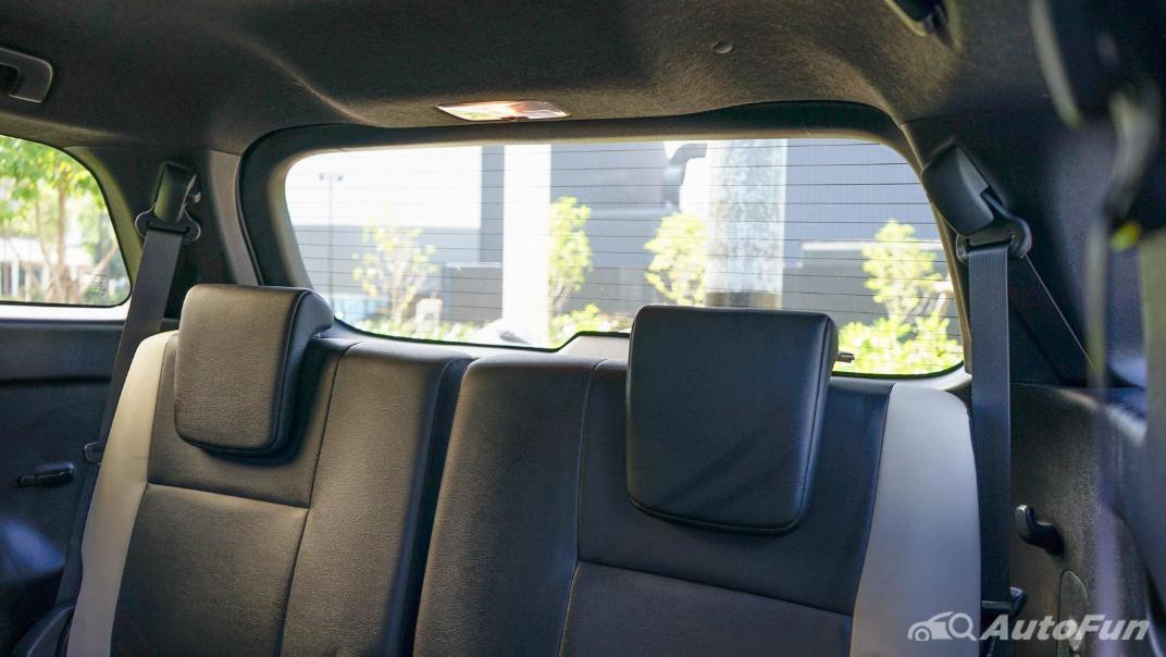 2020 Toyota Fortuner 2.8 Legender 4WD Interior 049