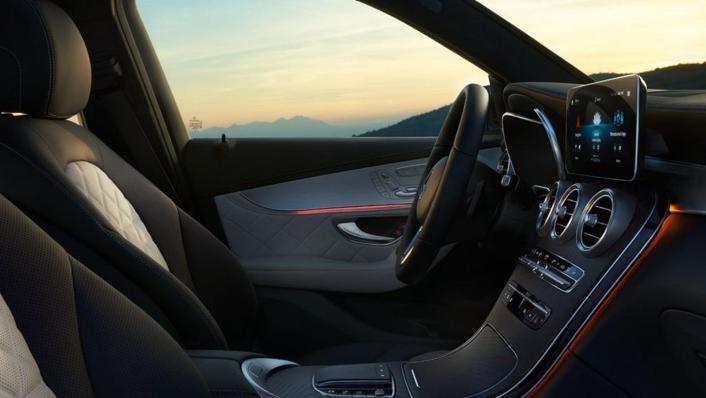 Mercedes-Benz GLC-Class 2020 Interior 006