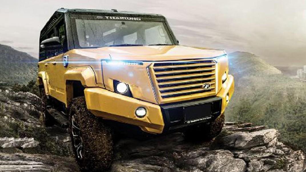 Thairung TR Transformer II 11 Seater 2020 Exterior 006