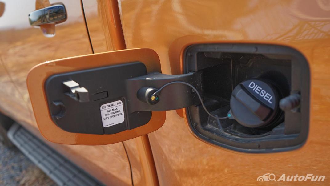 2020 Ford Ranger Double Cab 2.0L Turbo Wildtrak Hi-Rider 10AT Exterior 043