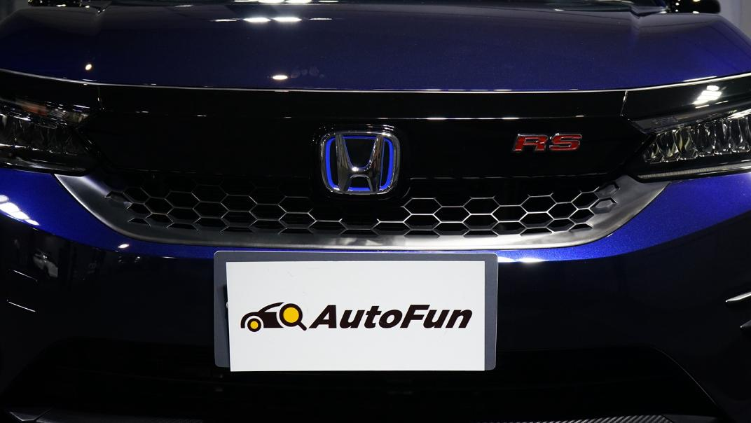 2021 Honda City e:HEV RS Exterior 073