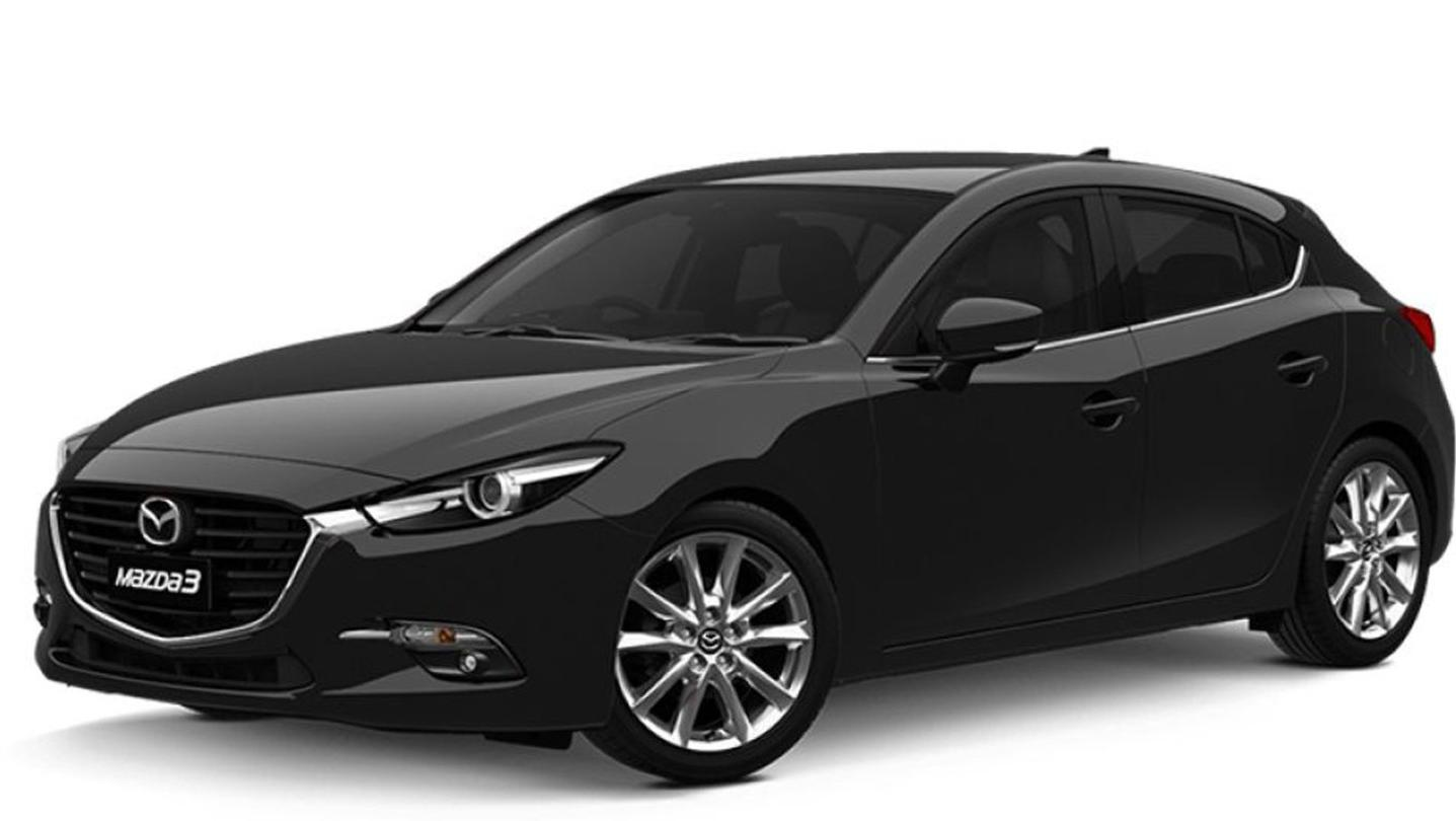 Mazda 3 Fastback 2020 Others 006