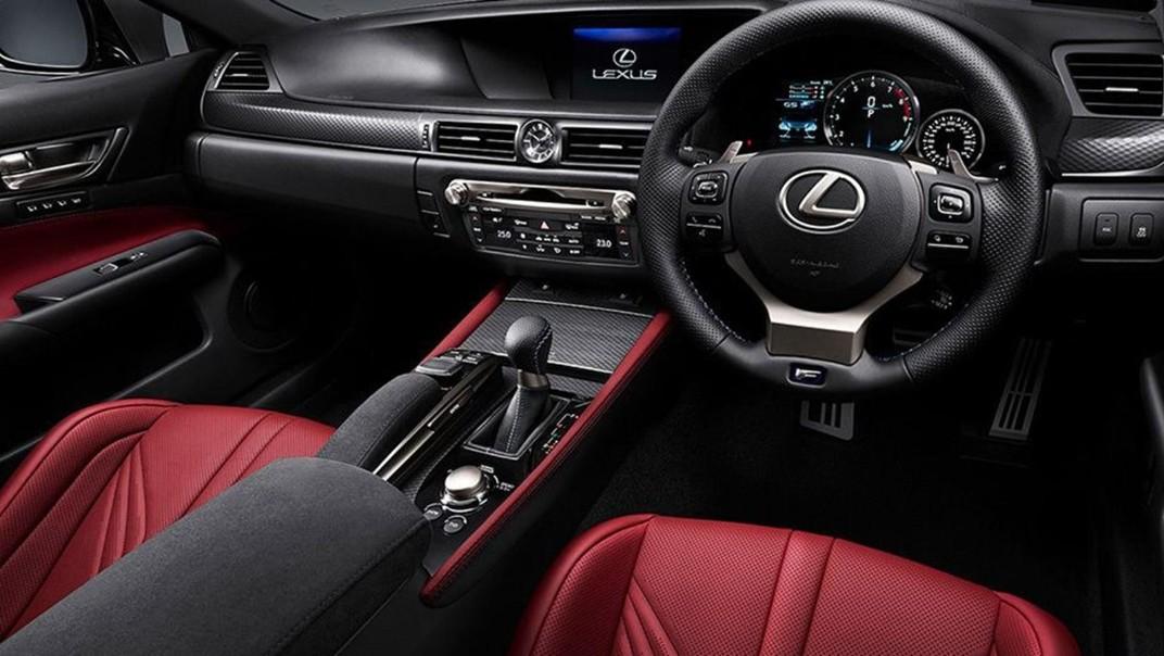 Lexus GS Public 2020 Interior 003