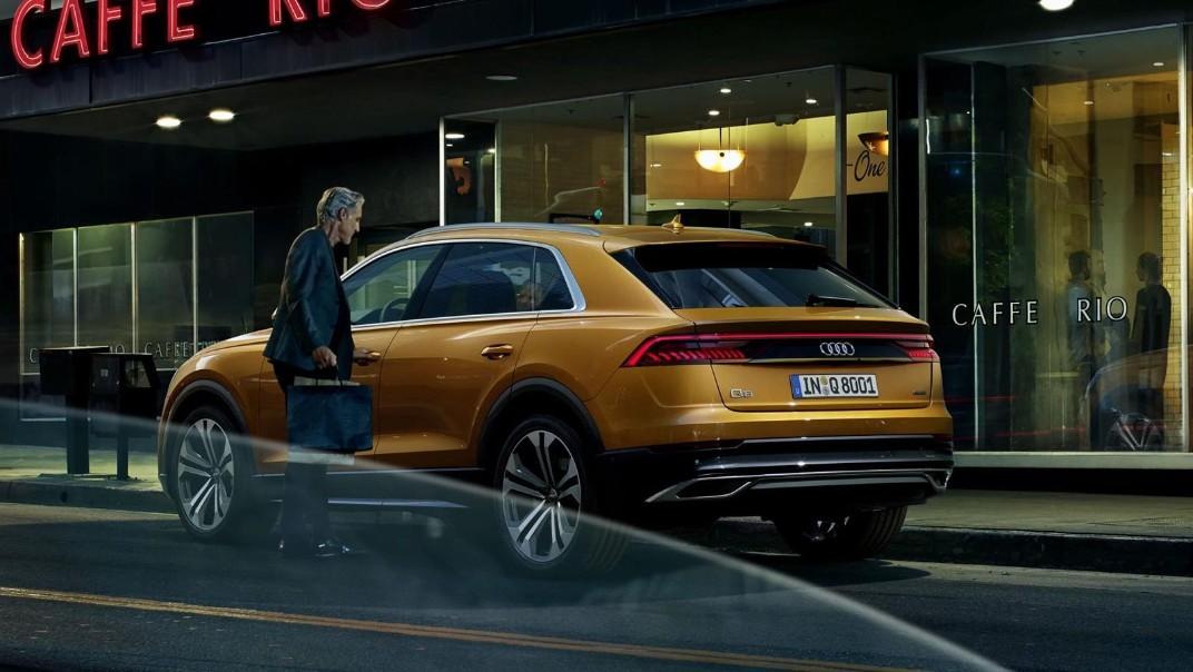 Audi Q8 2020 Exterior 016