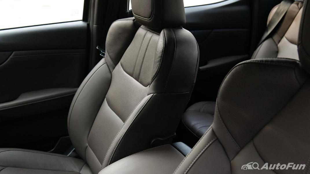 2021 Mazda BT-50 Pro Double Cab 3.0 SP 6AT 4x4 Interior 016