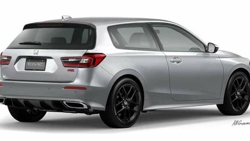 ซื้อไหม ถ้า 2022 Honda Civic ออกตัวถังแบบ EG 3 ประตูในตำนานขาซิ่ง หล่อจนอยากให้ขายอีก 02