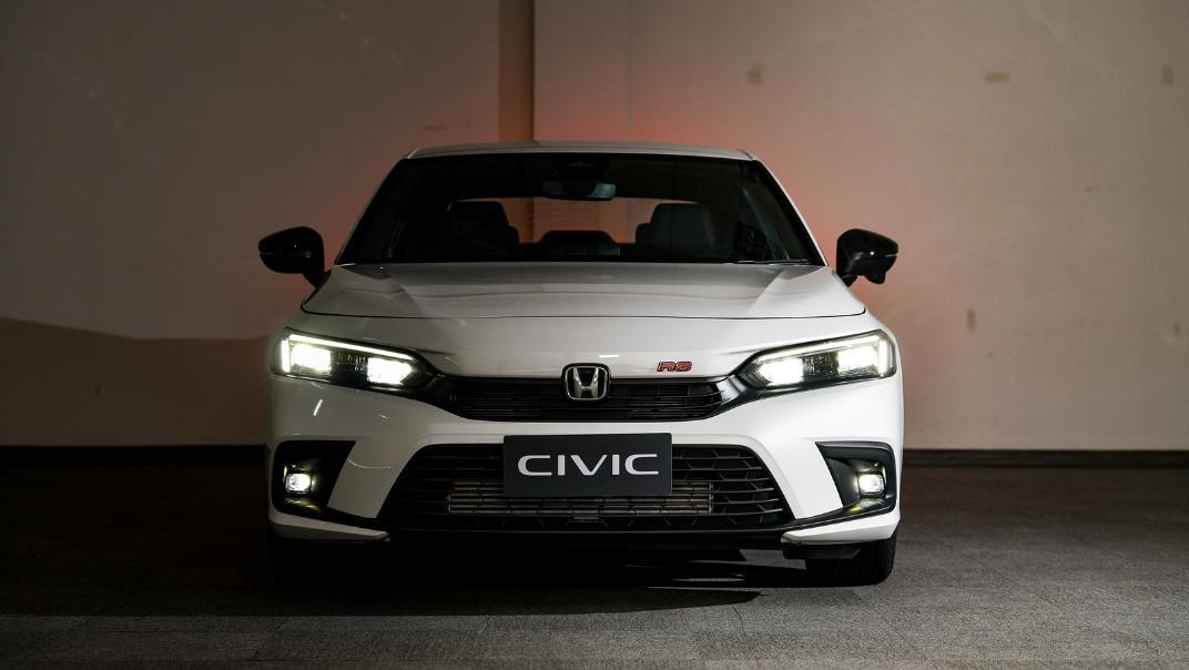 2022 Honda Civic RS Exterior 010