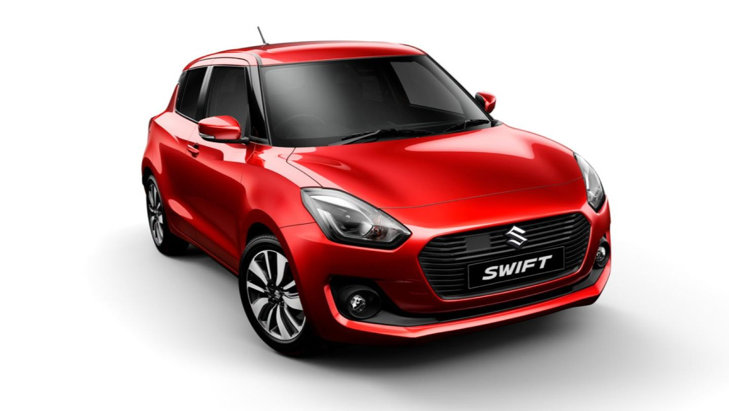 Suzuki Swift 2020 Exterior 007
