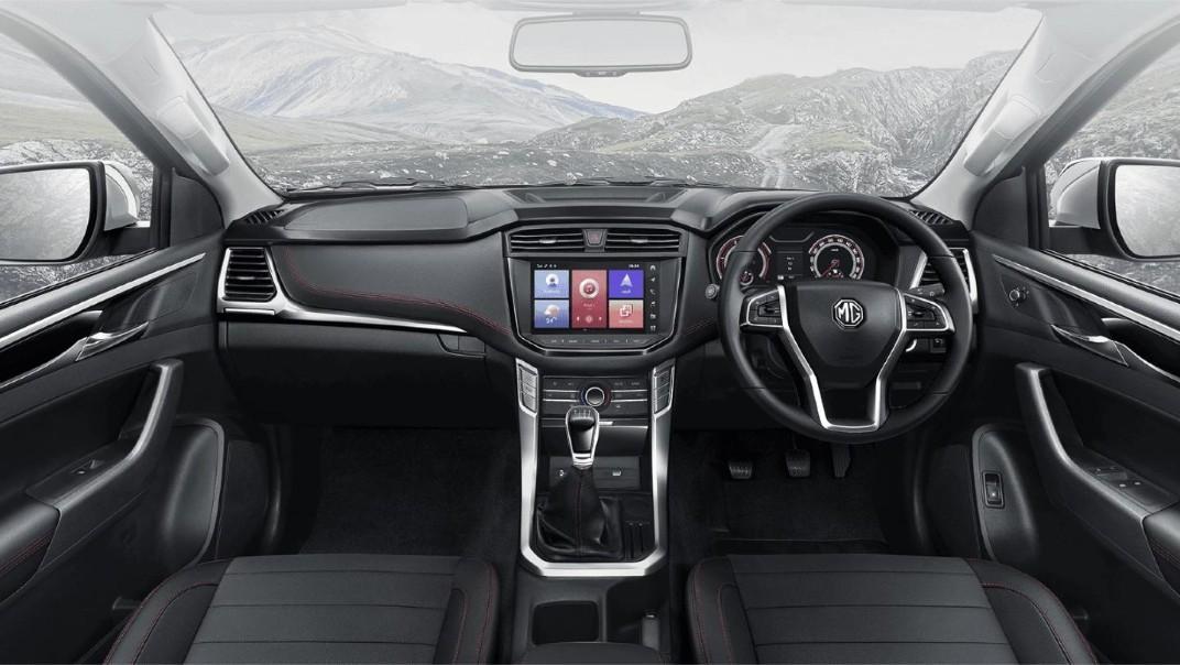 MG Extender 2020 Interior 001