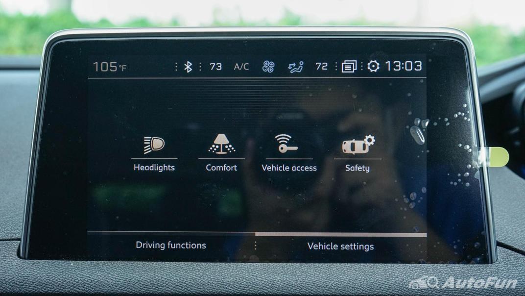 2020 Peugeot 5008 1.6 Allure Interior 018